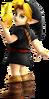 Super Smash Bros. Strife recolour - Young Link 8