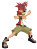 Super Smash Bros. Strife recolour - Neku 3
