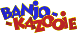 Banjo kazooie logo 3d render by dreams n nightmares-d603urg