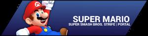 SSBStrife portal image - Super Mario