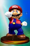 Mario Trophy Melee