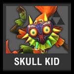 Super Smash Bros. Strife Assist box - Skull Kid