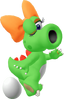 Super Smash Bros. Strife recolour - Birdo 7