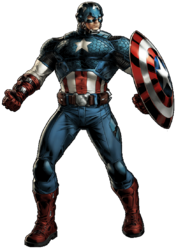 Heroic War - Captain America