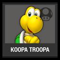 Super Smash Bros. Strife SR enemy box - Koopa Troopa