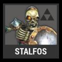 Super Smash Bros. Strife SR enemy box - Stalfos
