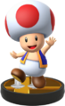 Toad - SSBStrife amiibo