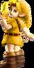 Super Smash Bros. Strife recolour - Young Link 4