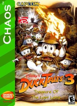 DuckTales 3 Box Art 3