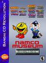 Namco Museum Arrangement Box Art 4