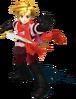 Super Smash Bros. Strife recolour - Isaac 8