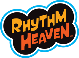 Rhythm Heaven logo