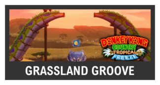 Super Smash Bros. Strife stage box - Grassland Groove