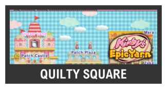 Super Smash Bros. Strife stage box - Quilty Square