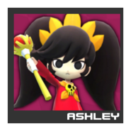 ACL Mario Kart 9 character box - Ashley