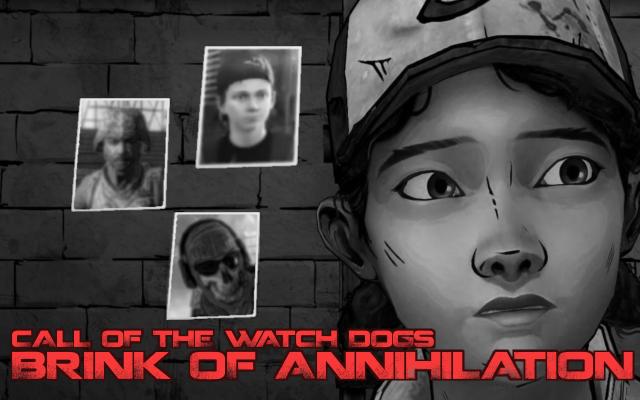 Brink of Annihilation