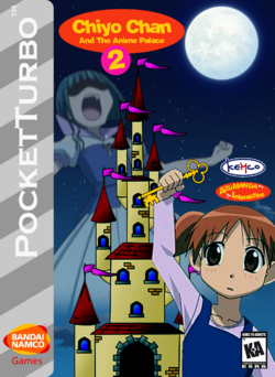 Chiyo Chan and the Anime Palace 2 Box Artwork 1