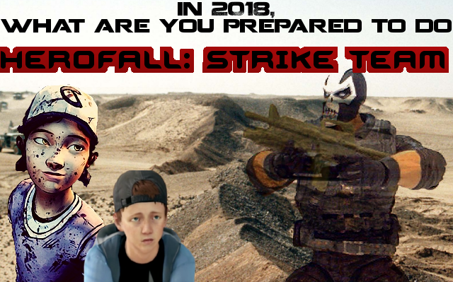 HeroFall Strike Team