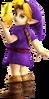 Super Smash Bros. Strife recolour - Young Link 3