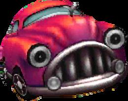 SSB4 Devil Car