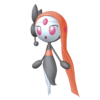 Super Smash Bros. Strife recolour - Meloetta-Aria 1