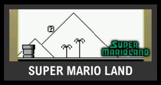 Super Smash Bros. Strife stage box - Super Mario Land