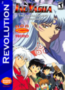 Inuyasha The Battle Against Sesshomaru Box Art 2