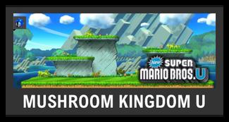 Super Smash Bros. Strife stage box - Mushroom Kingdom U