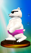 Polar Bear Trophy Melee