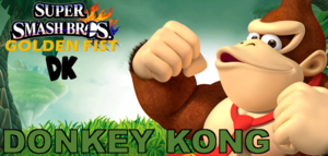 SSBGF Donkey Kong