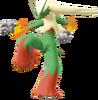 Super Smash Bros. Strife recolour - Blaziken 3