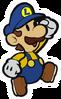 Super Smash Bros. Strife recolour - Paper Mario 15