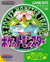 Pokemon Green box art