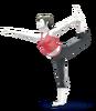 Super Smash Bros. Strife recolour - Wii Fit Trainer 1