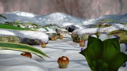 Pikmin 3 tundra