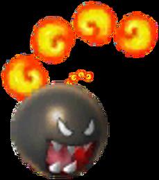 SSB4 Flame Chomp