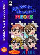 Azumanga Universe Pieces Box Art (Re-Release) 2