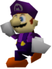 Super Smash Bros. Strife recolour - Mario 64 6
