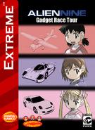 Alien Nine Gadget Race Tour Box Art 1