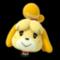 SSBStrife head icon - Isabelle 0