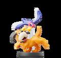 Duck Hunt - SSB4 amiibo