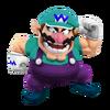 Super Smash Bros. Strife recolour - Wario 12