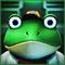 Star Fox 64 3D headshot - Slippy Toad