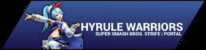 SSBStrife portal image - Hyrule Warriors