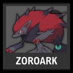 Super Smash Bros. Strife Pokémon box - Zoroark