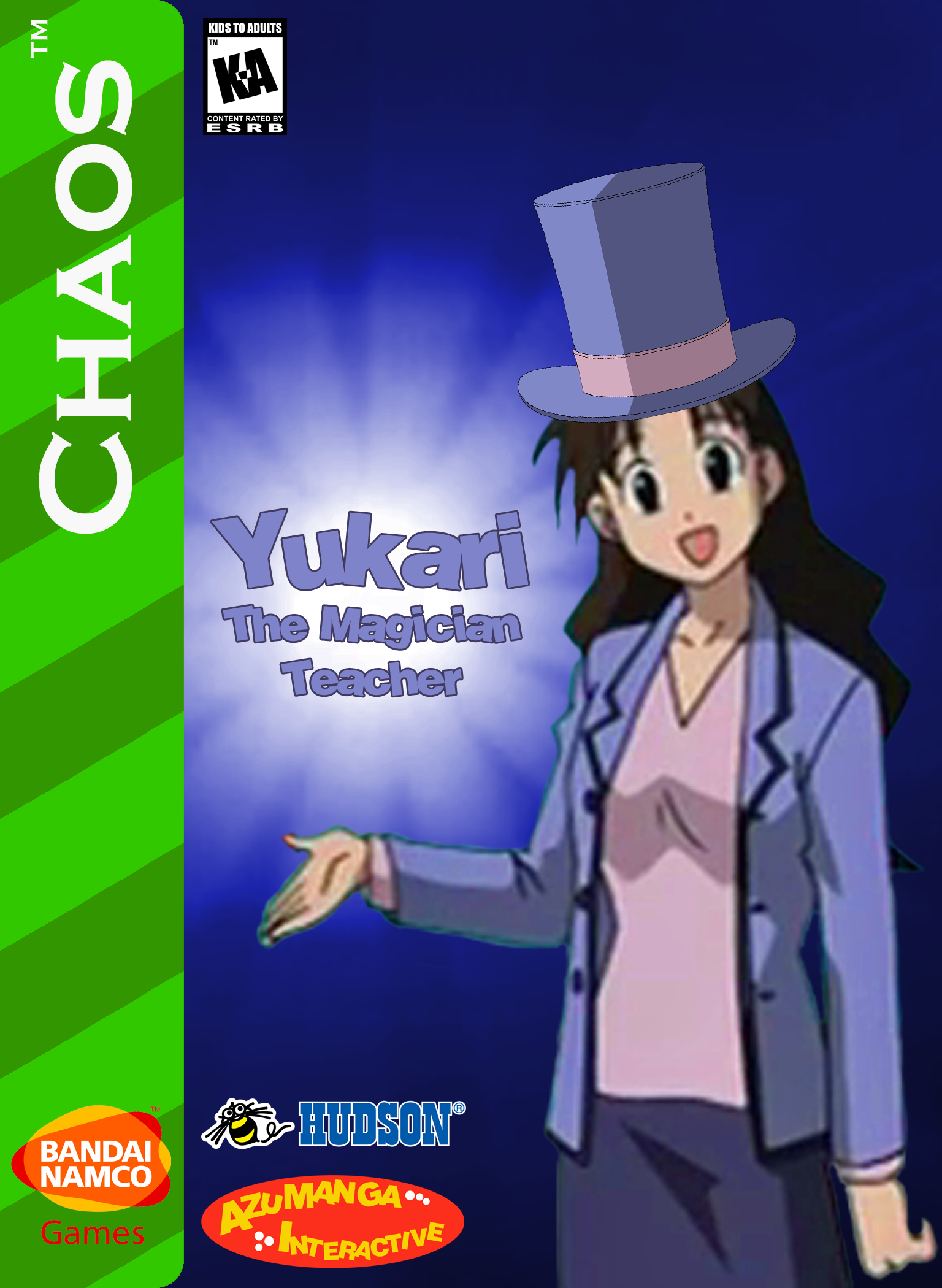 Image - Yukari The Magician Teacher Box Art 3.png | Video Games ...