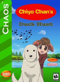 Chiyo Chan's Duck Hunt Box Art
