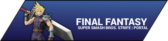 SSBStrife portal image - Final Fantasy