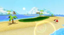 Shy Guy Beach