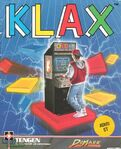 Klax Atari ST portada